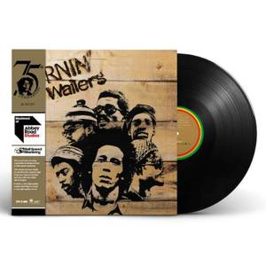 Bob Marley & The Wailers - Burnin' (Half-Speed Master) LP