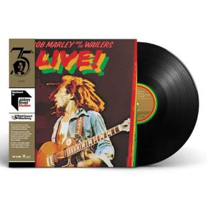 Bob Marley & The Wailers - Live! (Half-Speed Master) LP