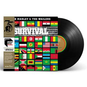 Bob Marley & The Wailers - Survival (Half-Speed Master) LP