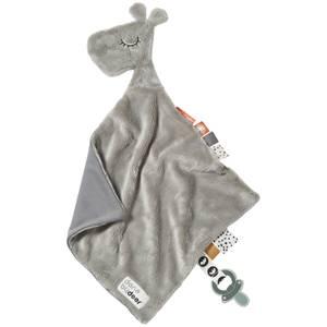 Done by Deer Raffi Comfort Blanket - Grey