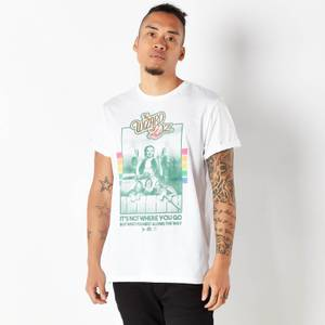 Wizard Of Oz Retro Cover Men's T-Shirt - White