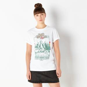 Wizard Of Oz Retro Cover Women's T-Shirt - White