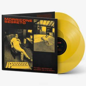 "Ennio Morricone - Morricone Segreto 2xLP+7"" (Yellow Limited Edition)"