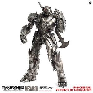 ThreeZero Transformers TLK Megatron Action Figure