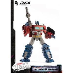 ThreeZero War for Cybertron – Deluxe Optimus Prime Action Figure