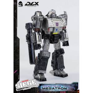 ThreeZero War for Cybertron Trilogy – Deluxe Megatron Action Figure