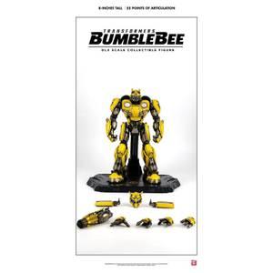 ThreeZero Transformers: Bumblebee DLX Scale Collectible Figure - Bumblebee