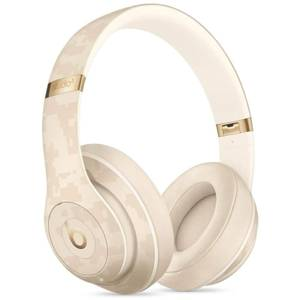 Casque Bluetooth Apple Beats Studio3 - Beats Camo Collection - Beige Sand Dune