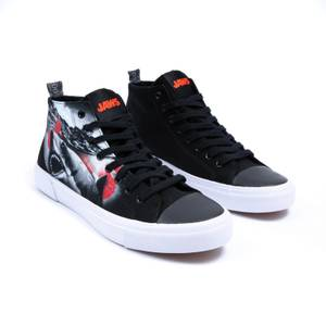 Akedo X Jaws Black Signature High Top