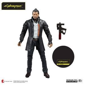 "McFarlane Cyberpunk 2077 2 7"" Figures - Takemura Action Figure"