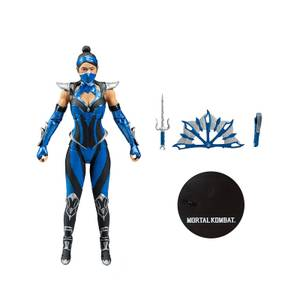 "McFarlane Mortal Kombat 3 7"" Figures - Kitana Action Figure"