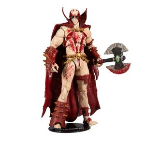 "McFarlane Mortal Kombat 4 7"" Figures - Spawn - Bloody Action Figure"