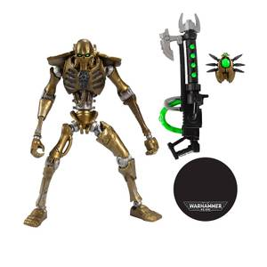 """McFarlane Warhammer 40000 1 7"""" Figures - Necron Action Figure"""