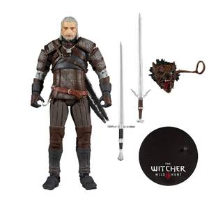 "McFarlane Witcher Gaming 7"" Figures 1 - Geralt of Rivia Action Figure"