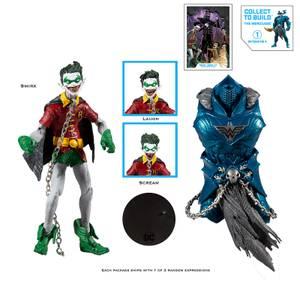 "McFarlane DC Multiverse Build-A 7"" Action Figure - Wv2 - Robin Crow Action Figure"