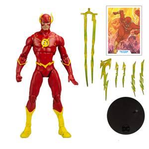 "McFarlane DC Multiverse 7"" Action Figures - Wv3 - Modern Comic Flash Action Figure"