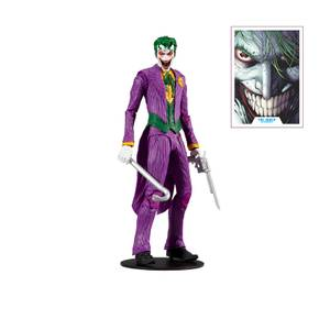 "McFarlane Toys DC Multiverse 7"" Action Figures - Wv3 - Modern Comic Joker Action Figure"