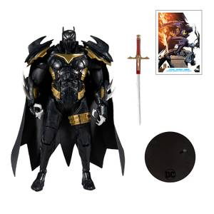 "McFarlane Toys DC Multiverse 7"" Action Figures - Wv3 - White Knight - Azbat Action Figure"
