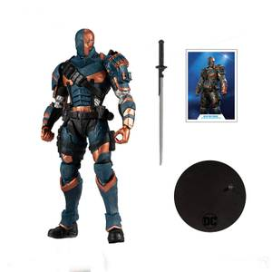 "McFarlane DC Gaming 7"" Action Figures - Wv2 - Arkham Origins Deathstroke Action Figure"