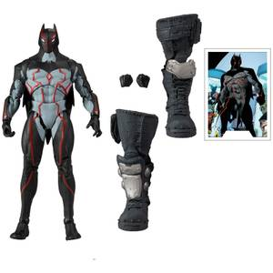 "McFarlane Toys DC Build-A 7"" Figures Wv3 - Last Knight On Earth - Omega Action Figure"