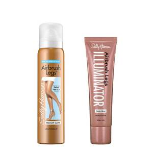 Sally Hansen Winter Tan Bundle