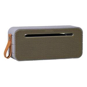 Kreafunk aMOVE Bluetooth Speaker - Cool Grey
