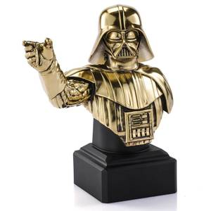 Royal Selangor Star Wars Limited Edition Gilt Darth Vader Bust