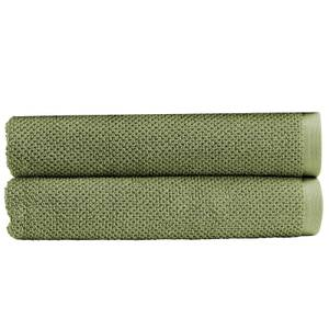 Christy Brixton Towel - Set of 2 - Khaki