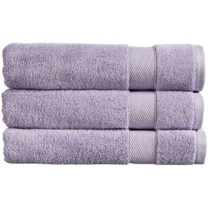 Christy Refresh Bath Towel - Set of 4 - Lilac