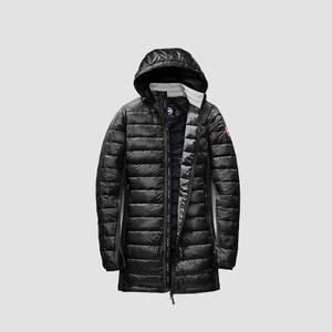 Canada Goose Women's Hybridge Lite Coat - Black