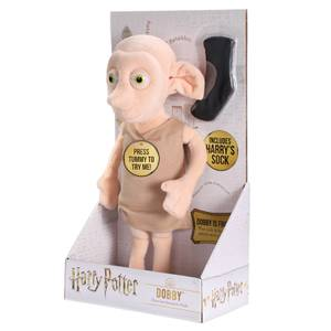 Noble Collection Harry Potter Dobby Interactive Plush