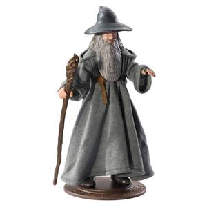 Noble Collection Lord of the Rings - Gandalf Bendyfigs