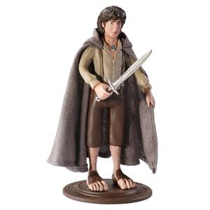 Noble Collection Lord of the Rings - Frodo Baggins Bendyfigs