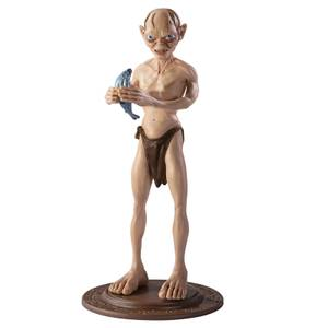 Noble Collection Lord of the Rings - Gollum Bendyfigs