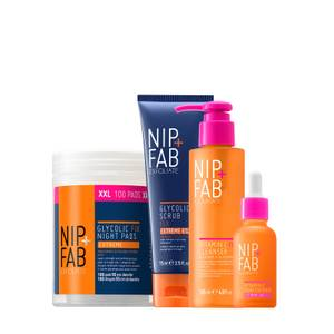 NIP+FAB Glow + Exfoliate Fix Regime