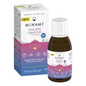 Minami DHA+EPA Liquid Kids