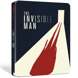 Invisible Man - Steelbook Zavvi Exclusif 4K Ultra HD (+2D Blu-Ray)
