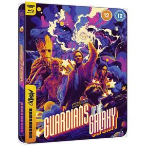 Marvel Studios' Guardians of the Galaxy - Mondo #40 Zavvi Exklusives 4K Ultra HD Steelbook (inkl. Blu-ray)