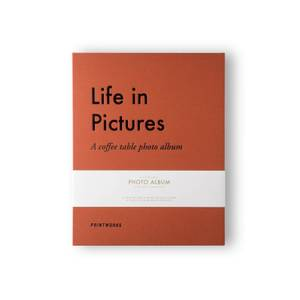 Printworks Life In Pictures Photo Album Book