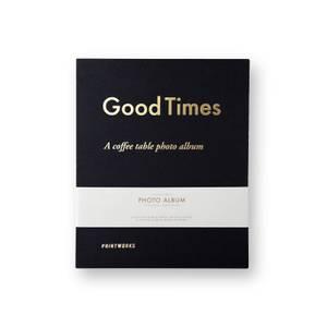 Printworks Good Times Photo Album Book - Large