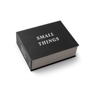 Printworks Small Things Storage Box - Black