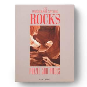 Printworks Rocks Jigsaw Puzzle