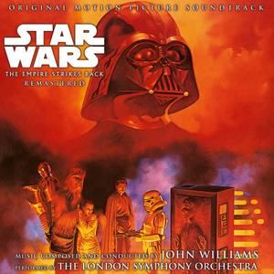 Star Wars: The Empire Strikes Back 2LP