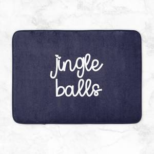 Jingle Balls Bath Mat