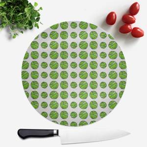 Sprouts Round Chopping Board
