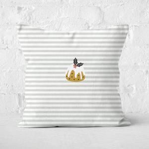 Pud Stripes Square Cushion