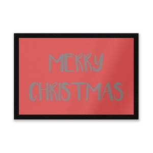 Merry Christmas Entrance Mat
