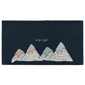 Holy Night Mountains Fitness Towel