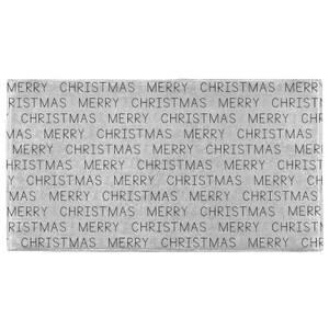 Merry Christmas Fitness Towel