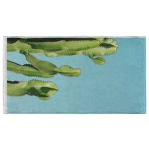 Blue Cactus Fitness Towel